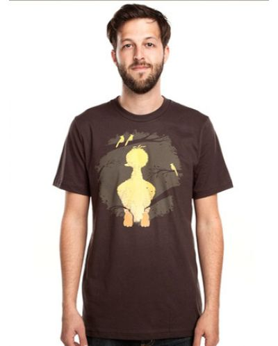 Threadless Big Bird - XL - 1