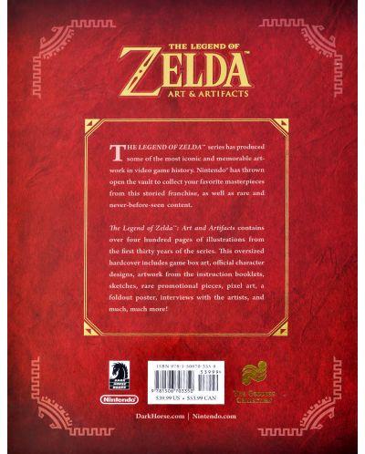 The Legend of Zelda: Art and Artifacts - 3