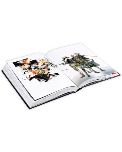 The Art of Metal Gear Solid I-IV (Collectable slipcase Hardcover) - 8