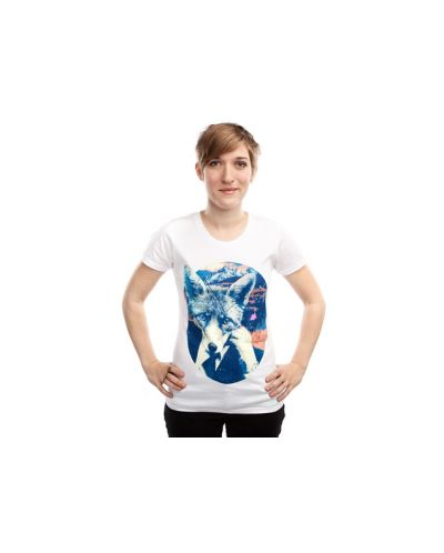 Threadless MCVIII - дамска S - 3