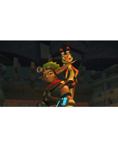 The Jak and Daxter Trilogy (PS Vita) - 10