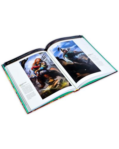 The Art of Witcher: Gwent collection - 3