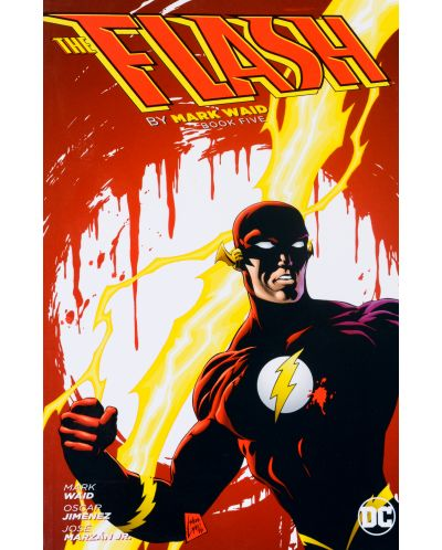The Flash by Mark Waid Book Five - 1