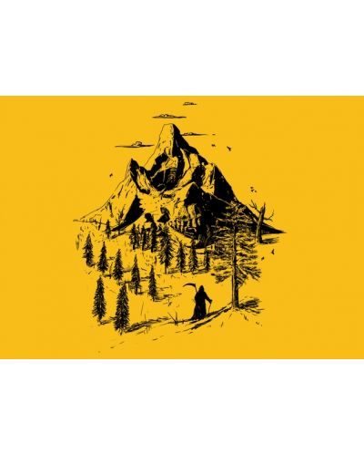 Threadless Home Sweet Home - дамска S - 3