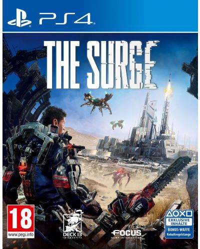 The Surge (PS4) - 1
