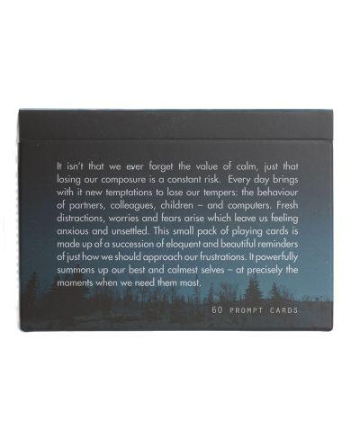 Комплект карти The School of Life - Calm - 4