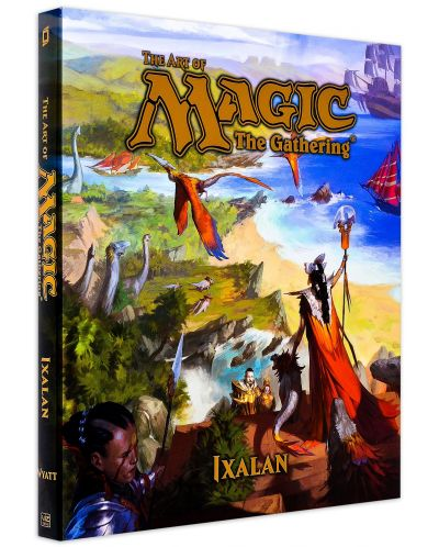 The Art of Magic The Gathering: Ixalan - 4