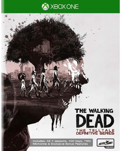 Telltales The Walking Dead: The Definitive Series (Xbox One) - 1