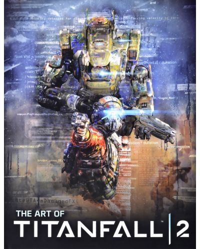The Art of Titanfall 2 - 1