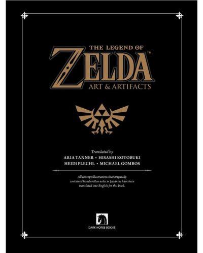 The Legend of Zelda: Art and Artifacts - 8