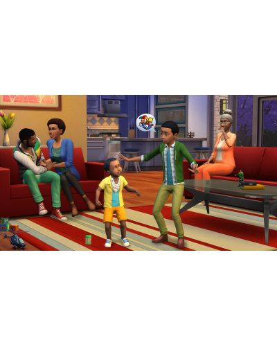 The Sims 4 (PS4) - 5
