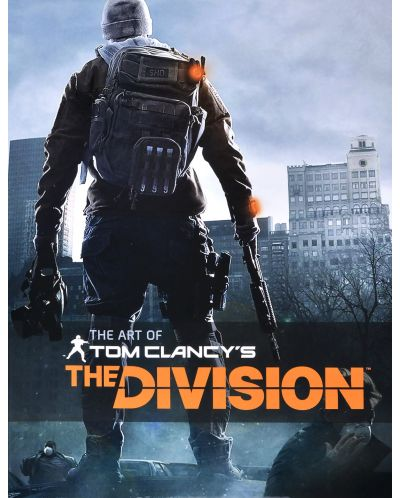 The Art of Tom Clancy's The Division - 1