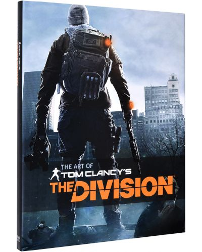 The Art of Tom Clancy's The Division - 2