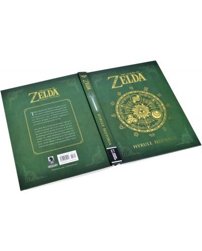 The Legend of Zelda: Hyrule Historia - 4