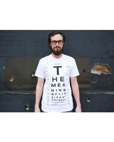 Threadless The Meaning of Life - S - 4