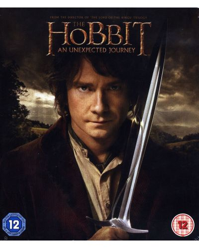 The Hobbit An Unexpected Journey (Blu-ray) - 1
