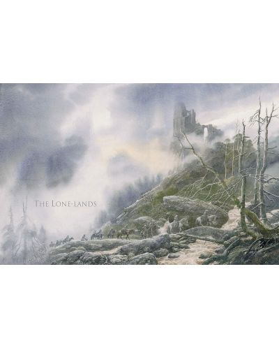 The Hobbit Sketchbook - 4