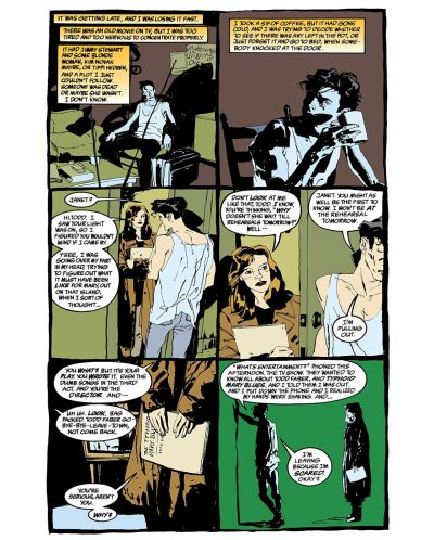 The Sandman, Vol. 6: Fables & Reflections (30th Anniversary Edition)-1 - 2
