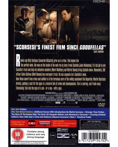The Departed (DVD) - 3