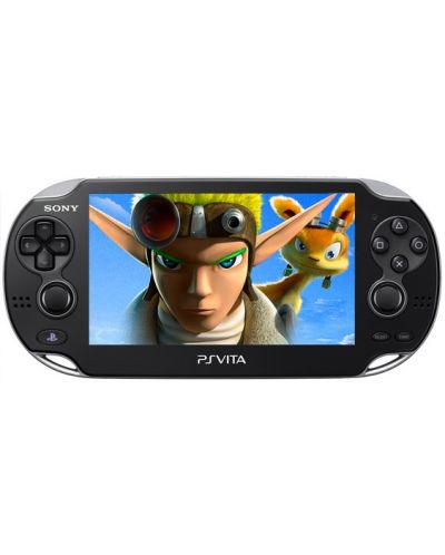 The Jak and Daxter Trilogy (PS Vita) - 3