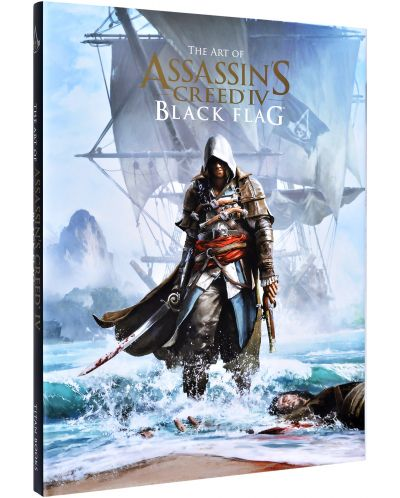 The Art of Assassin's Creed IV: Black Flag - 2