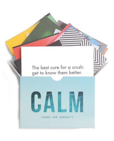 Комплект карти The School of Life - Calm - 2