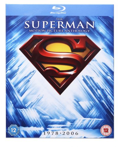 The Superman Motion Picture Anthology 1978-2006 (Blu-Ray) - 2