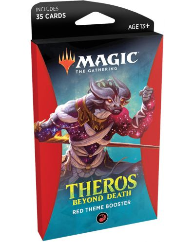 Magic the Gathering - Theros Beyond Death Theme Booster Red - 1