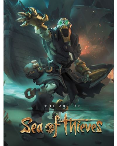 The Art of Sea of Thieves - 1