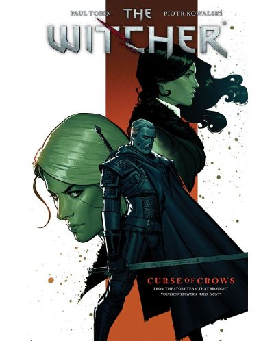 The Witcher Volume 3 Curse of Crows (комикс) - 1
