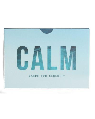 Комплект карти The School of Life - Calm - 1