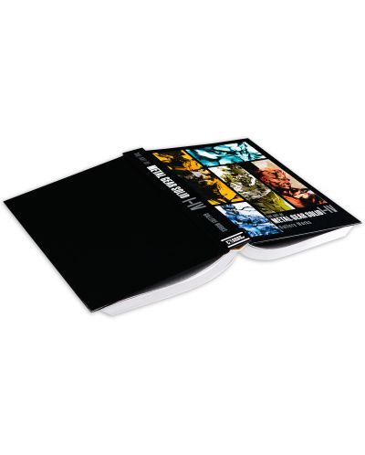 The Art of Metal Gear Solid I-IV (Collectable slipcase Hardcover) - 7