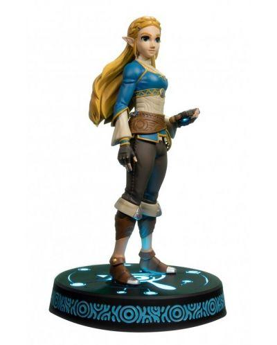 Статуетка First 4 Figures - The Legend of Zelda Breath of the Wild - Zelda Collector's Edition, 23cm - 2