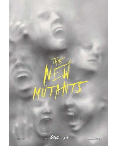Новите мутанти (DVD) - 1