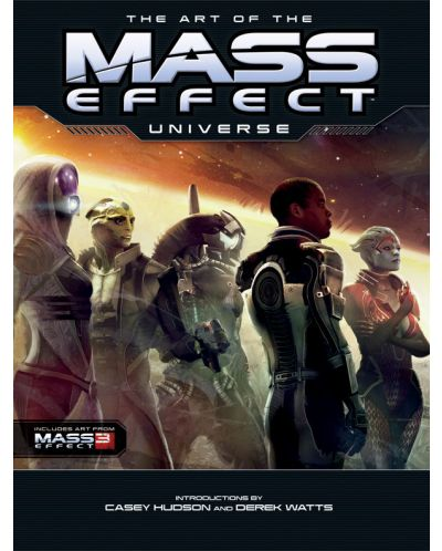The Art of the Mass Effect Universe (Hardcover) - 1