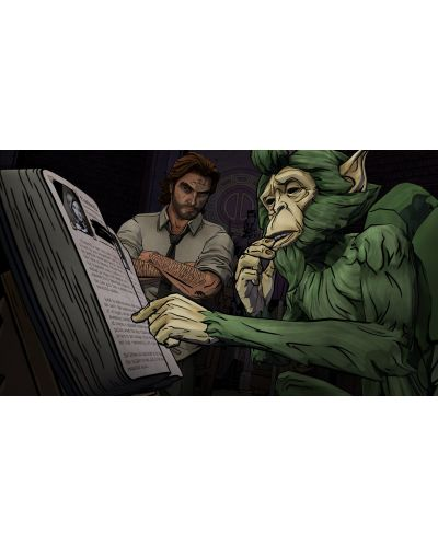 The Wolf Among Us (PS3) - 5