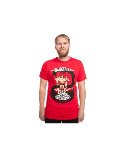 Threadless The Barbarian - мъжка L - 3