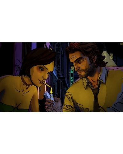 The Wolf Among Us (PS3) - 6