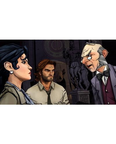 The Wolf Among Us (PS3) - 3