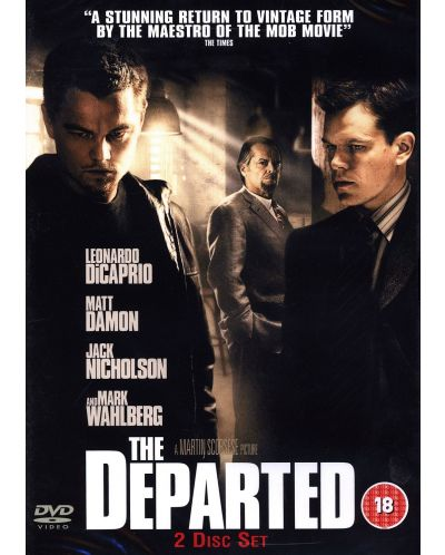 The Departed (DVD) - 1