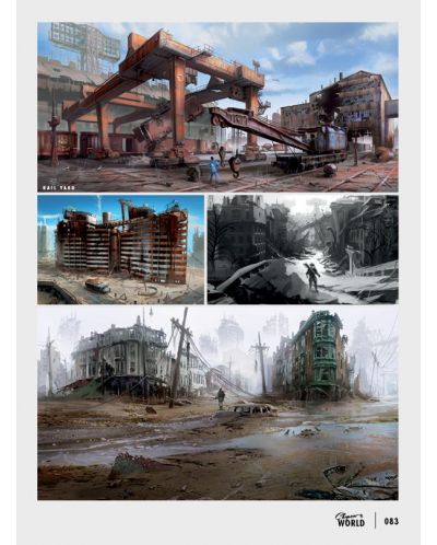 The Art of Fallout 4 - 6