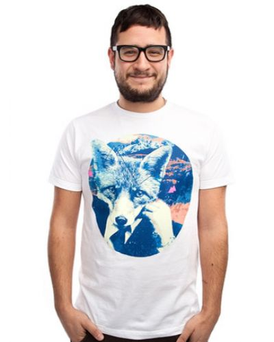 Threadless MCVIII - мъжка M - 1