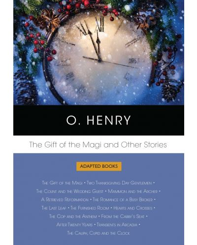 The Gift of the Magi and Other Stories (Adapted Books) - 1