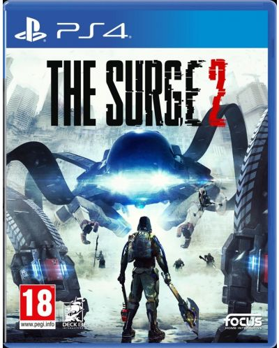 The Surge 2 (PS4) - 1