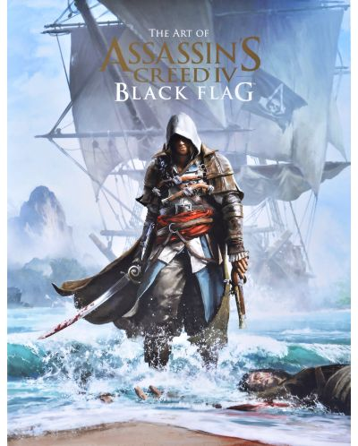 The Art of Assassin's Creed IV: Black Flag - 1