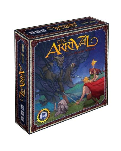 Настолна игра The Arrival - стратегическа - 1