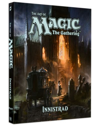 The Art of Magic The Gathering: Innistrad - 1