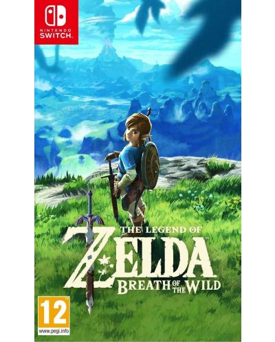 The Legend of Zelda: Breath of the Wild (Nintendo Switch) - 1