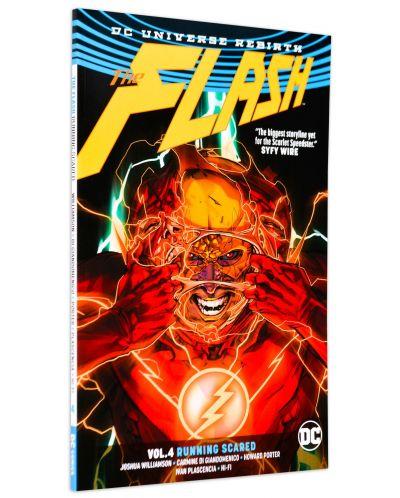 The Flash, Vol. 4: Running Scared (Rebirth) - 1