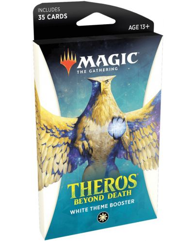 Magic the Gathering - Theros Beyond Death Theme Booster White - 1